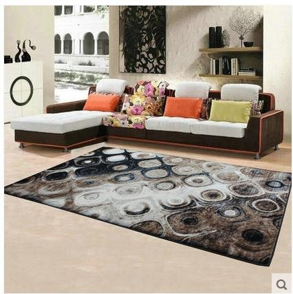 Turquie Tapis Tapis de salon abstrait simple Table basse ...