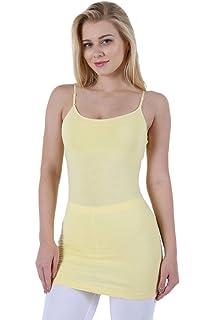 979b9544156fc Zenana Outfitters Basic Longline Cami at Amazon Women s Clothing store