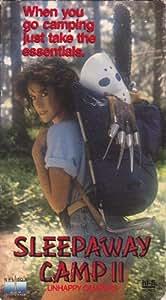 Sleepaway Camp II - Unhappy Campers [VHS]