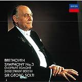 Beethoven: Symphony 3 / Egmont Overture