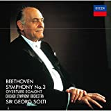 ベートーヴェン:交響曲第3番「英雄」&「エグモント」序曲
