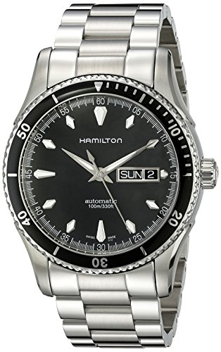 Hamilton Men's H37565131 Seaview Stainless Steel Bracelet Watch