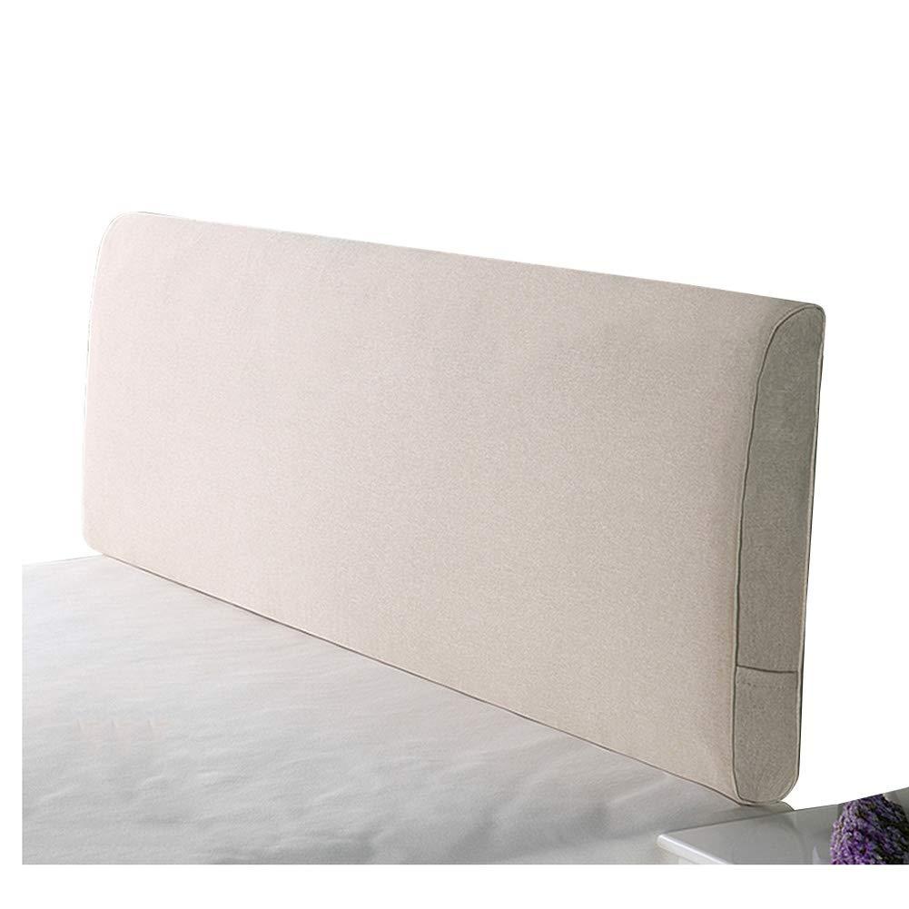 格安SALEスタート! ベッドサイド クッション 8色 150cm ベッドの背もたれヘッドボード付き/なしのフィットベッド 200cm) リネン 取り外し可能かつ洗濯可能、 8色 (色 : Yellow-A, サイズ さいず : 200cm) B07R5R4GDQ 150cm Beige-B Beige-B 150cm, ニシアザイチョウ:66cab87e --- mail.mrplusfm.net