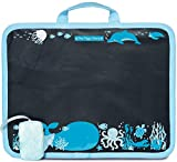 The Piggy Story 'Under The Sea' Chalk n' Doodle Child's Chalk Board Lap Desk for Portable Play