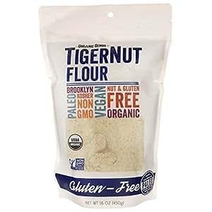 Organic Gemini TigerNut Flour -- 16 oz - 2 pc