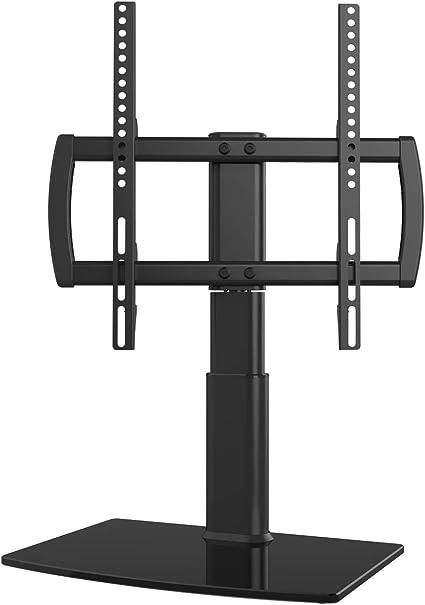base da tavolo con piedistallo regolabile in altezza doppio supporto LCD//LED//VESA UK 26/ Supporto per TV universale /180,3/cm 37-55