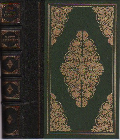 THE Divine Comedy [Franklin Mint Leather Bound]