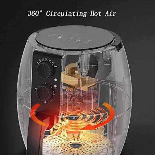 QQB Air Fryer Multifunktionsküche Gesunder, Fettarmer Kochofen Mit Einstellbarer Temperaturregelung Und Timer-Drehknopf