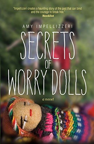 Secrets of Worry Dolls cover