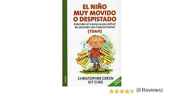 EL NIÑO MUY MOVIDO O DESPISTADO, N/ED. NIÑOS Y ADOLESCENTES: Amazon.es: GREEN, CHRISTOPHER: Libros
