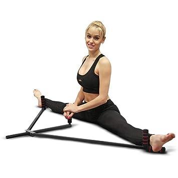 WXX Camilla para piernas Yoga Camilla para piernas portátil ...