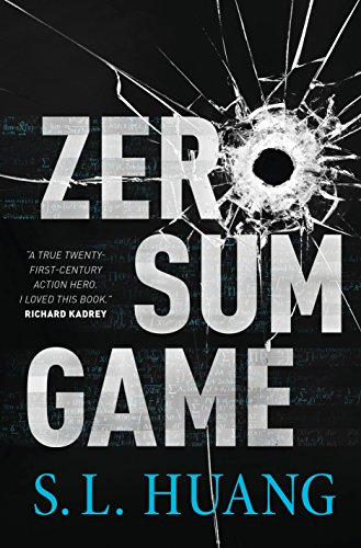 Zero Sum Game (Cas Russell) by [Huang, S. L.]