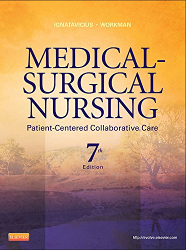 Download Clinical Companion for Medical-Surgical Nursing: Patient-Centered Collaborative Care (Clinical Companion (Elsevier)) Pdf