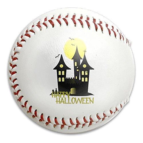 Happy Halloween Standard 9 Baseball Baseballs Practice Ball Safety Balls
