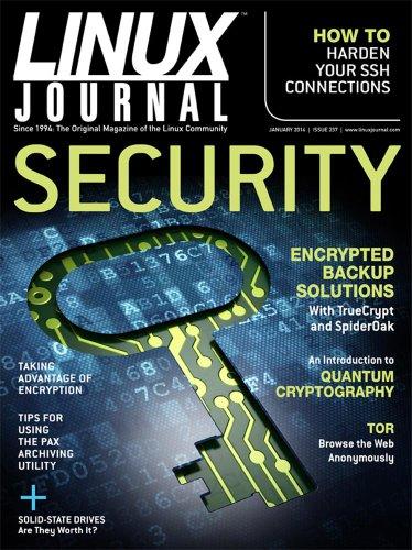 Linux Journal January 2014 Epub