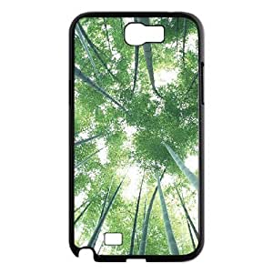 ALI Diy Back Bamboo For HTC One M9 Case Cover [Pattern-1]