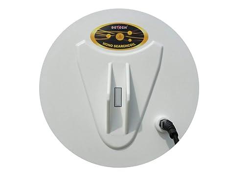 DETECH Monoloop - Bobina para detectores de Metales Minelab GPX, GP, Serie SD con