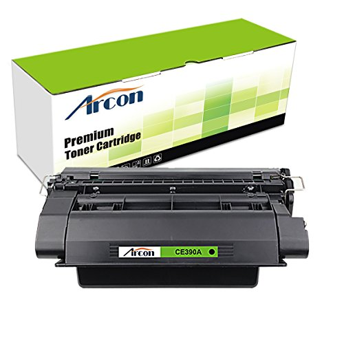 arcon-1pk-black-replacement-for-hp-90a-ce390a-ce390-toner-cartridge-high-yield-10000-pages-for-hp-la