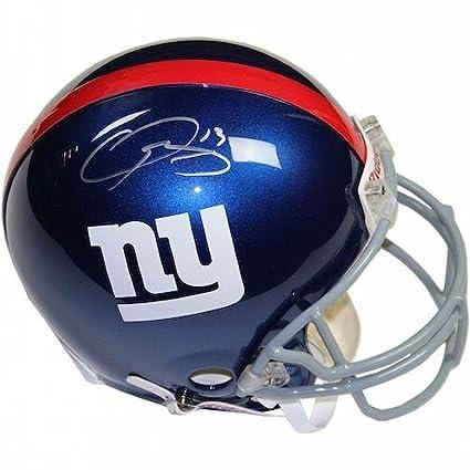 Amazon.com  Odell Beckham Jr. Signed Helmet - Proline - Steiner ... 3554ef571