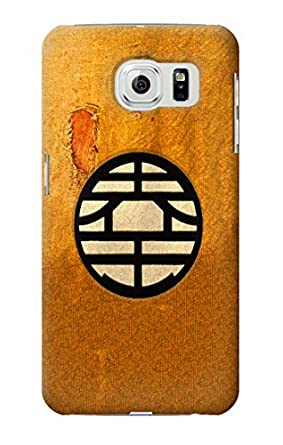 E2716 Son Goku Kame Turtle Symbol Suit Case Cover For Samsung Galaxy