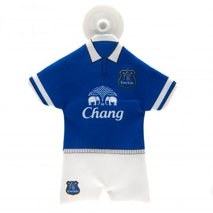 Ideas de regalo - Everton FC Mini Kit con escudo del Manchester ...