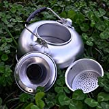 IBEET-Outdoor-Camping-Hiking-Kettle-Coffee-Pot-Portable-Teapot-1L-Percolator-with-Silicone-Handle-Aluminum-Ultra-light