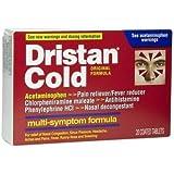 DRISTAN COLD TAB 20TB by PFIZER CONS HEALTHCARE