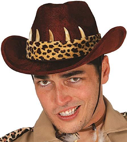 Mens Ladies Crocodile Hunter Safari Hat Fancy Dress