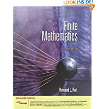 Finite Mathematics, Enhanced 7th Edition (with Enhanced WebAssign with eBook for One Term Math and Science Printed Access Card)