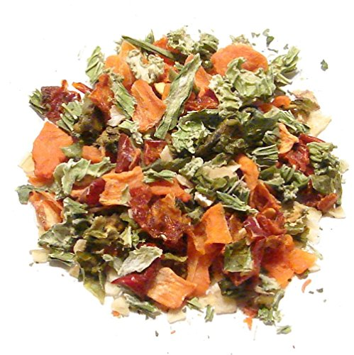 dehydrated vegetables - 3