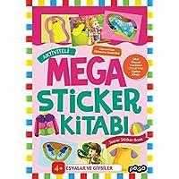 Mega Sticker Eşyalar ve Giysiler