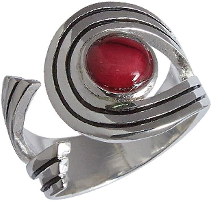 HEATHERGEMS Handcrafted Jewellery from Scotland Scottish  Rannoch Swirl Adjustable Silver Plated Celtic Ring