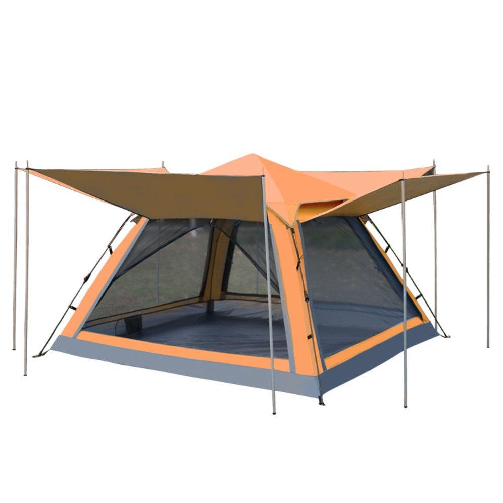 Outdoor-camping Zelt, Vollautomatische Campingzelt Portable Kabine Strandzelt Moskito Netze Zelt