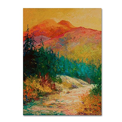 Northern Essence Ak by Marion Rose, 18x24-Inch Canvas Wall Art