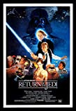 Star Wars Return of The Jedi FRIDGE MAGNET 6x8 Magnetic Movie Poster