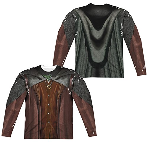 Lord Of The Rings Frodo Costume Long Sleeve T-Shirt (2)