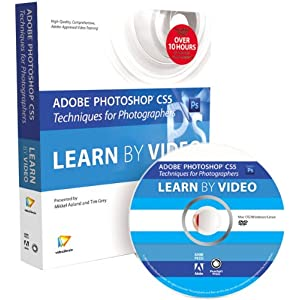 Adobe Photoshop CS5 Techniques for Photographers: Learn Video