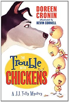Trouble Chickens Tully Mystery Mysteries ebook
