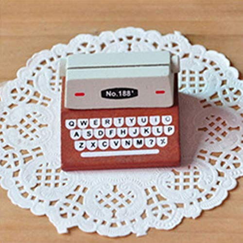 Decor Letter - Arts Crafts Gift Mini Retro Typewriter for sale  Delivered anywhere in Canada