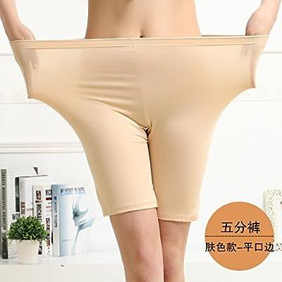 GaoXiao la sécurité des pantalons, culottes, summer,white - cinq points