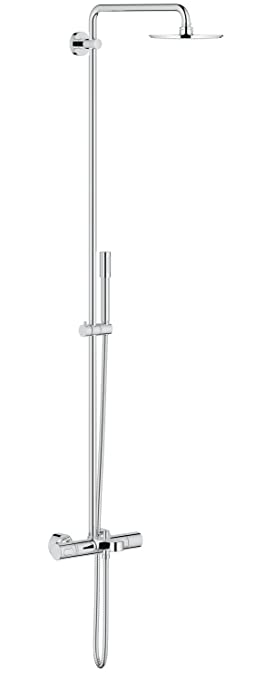 grohe shower system rainshower with