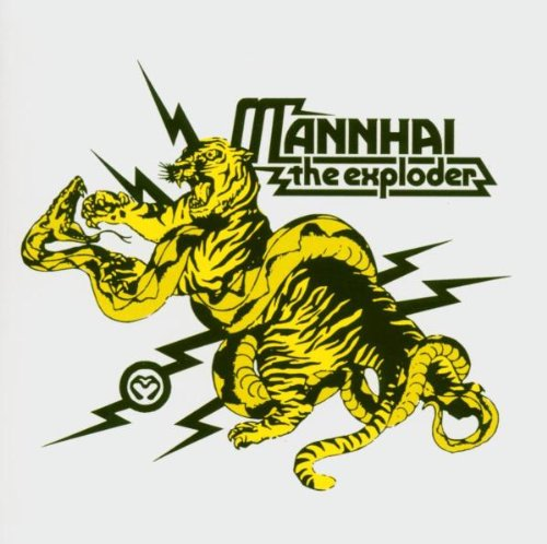 Mannhai: The Exploder (Audio CD)