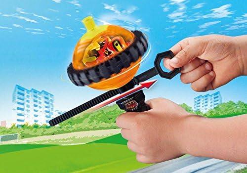 Playmobil Aire Libre-Speed Roller Color Naranja Playset de Figuras ...