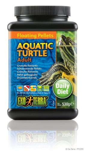 Exo Terra Adult Aquatic Turtle Food, 18.6-Ounce by Exo Terra