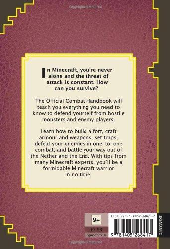 Combat Handbook (Minecraft): Stephanie Milton: 9781405268417