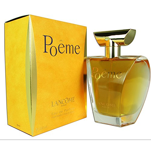 LANCOME Eau de Parfum Spray for Women, Poeme, 3.4 Ounce