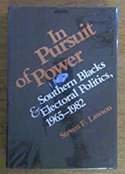 Lawson: in Pursuit of Power (Cloth) (Contemporary American history series)