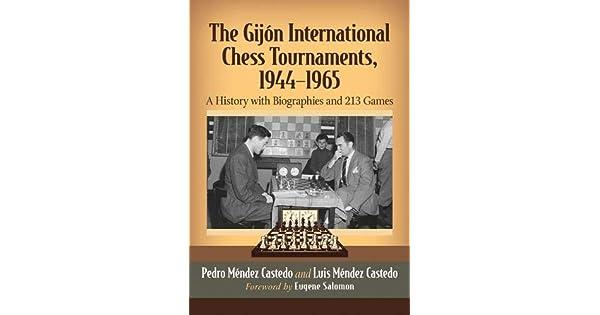 Amazon.com: The Gijon International Chess Tournaments, 1944 ...