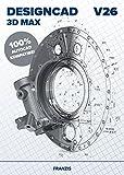 Franzis DesignCAD 3D MAX V26 Professionelle CAD-Software für 2D-/3D-CAD
