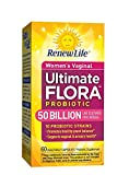 Best Probiotic Supplements - Renew Life Ultimate Flora Women's Vaginal Probiotic 50 Review